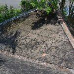 Slate Roof - Before