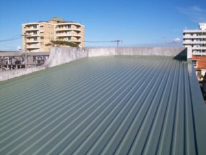 Waverley Roof