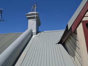 metal tile before Colorbond Roofs for Australian Homes