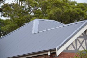 by all roofing services