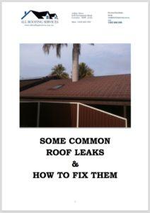 ARS leak repair manual.