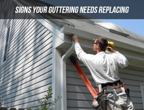 Signs Your Guttering Needs Replacing