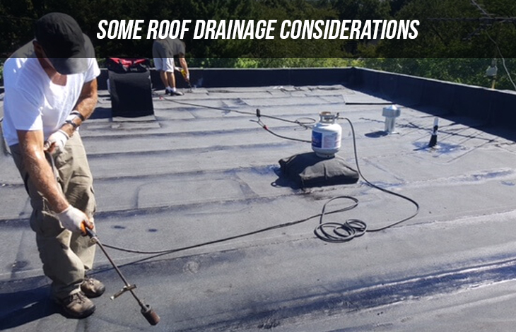 roof drainage
