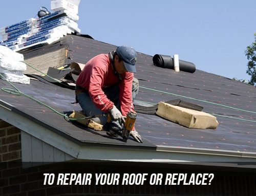 To Repair Your Roof Or Replace?