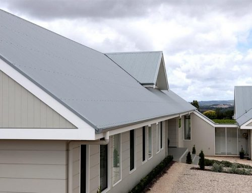 Make Your Home Look Brand New With A Colorbond® Roof